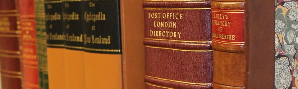 Trade directories