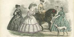 Fashion plates 1771-1901