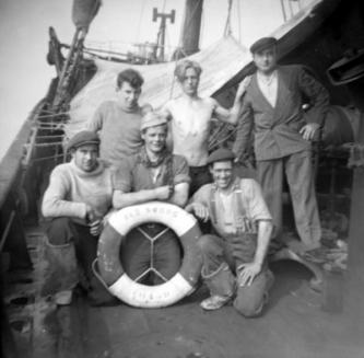 Fleetwood trawlers