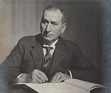 Frederick Wensley in 1930