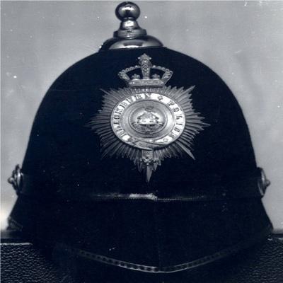 Police helmet 1840