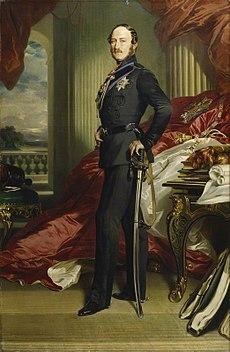 Albert – Prince Albert of Saxe-Coburg-Gotha