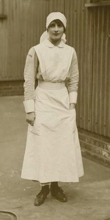 Vera Brittain, VAD nurse