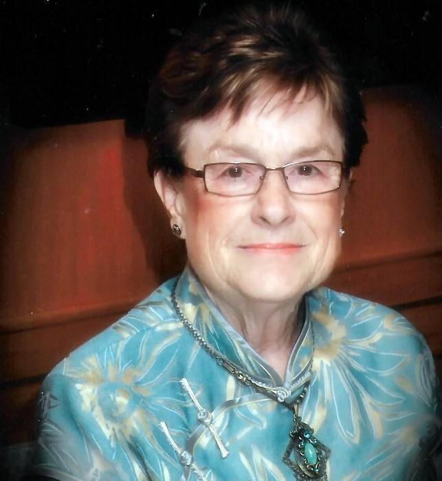 June Horbury
